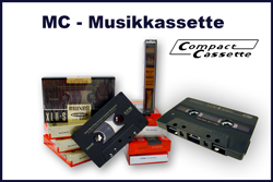 MC Audio Kassette